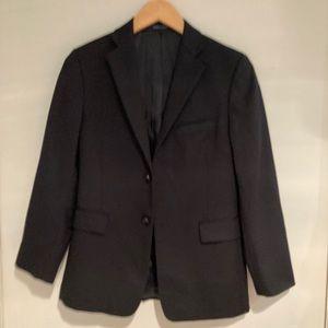 JOSEPH ABBOUD Boy black suit jacket